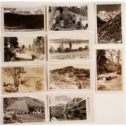 Real Photo Postcards of the Mono Region