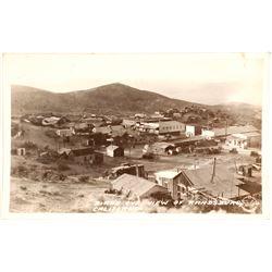 Real Photo Postcard of Randsburg