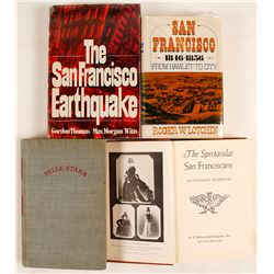 San Francisco, CA History Books (4)