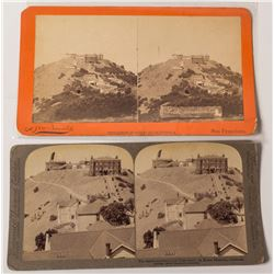Two Early Lick Observatory Stereoviews