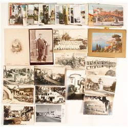 Santa Barbara, CA Postcard and Ephemera Collection