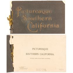 Picturesque Southern California Booklet
