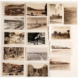Postcards of the Mojave Desert, Southern California  Area