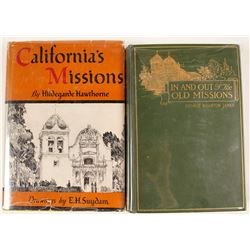 California Mission Books (2)