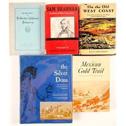 Gold Rush Books (5)