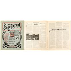 Colorado State Journal: a Critical Illustrated Weekly