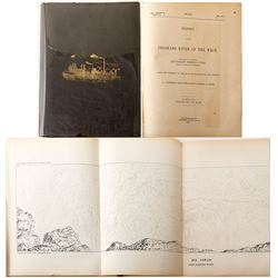 Report upon the Colorado River of the West. 36th Congress, 1st Session. Senate Executive Document