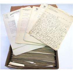 Van Camp Hardware Archive, c1895-1912