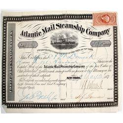 Atlantic Mail Steamship Co. Stock