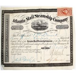 Atlantic Mail Steamship Co. Stock
