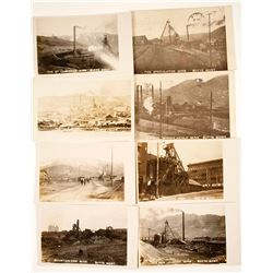 Butte Real Photo Postcards