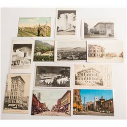 Butte, Montana Postcard Collection