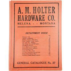 AM Holter Hardware Catalog No. 27