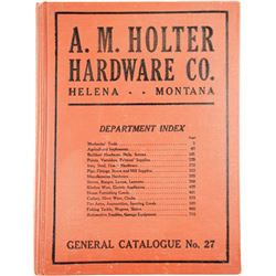 AM Holter Hardware Catalog No. 27