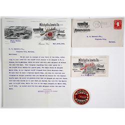 Mitchell & Lewis Co. Correspondence
