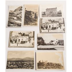 Postcards of the Wild West in Montana