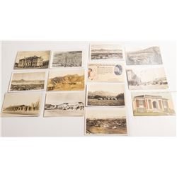 Smaller Town Montana Postcards
