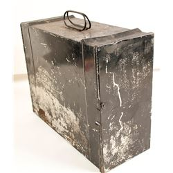 Courthouse Document Box from Hamilton, NV