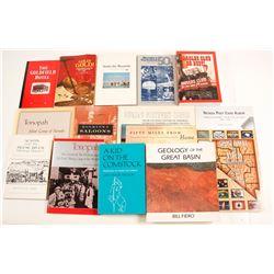 Nevada History Books (15)