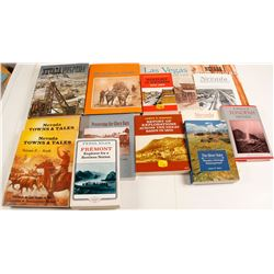 Nevada History Book Collection (14)