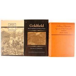 Nevada History Books (3)