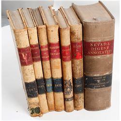 Nevada Legal Books