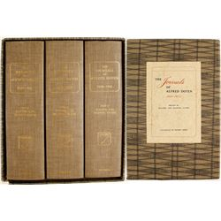 The Journals of Alfred Doten 1849-1903, 3 Volumes