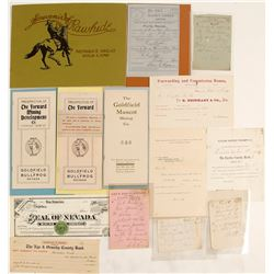 Nevada Ephemera Collection