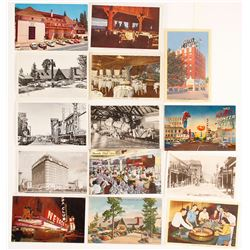 12 Vintage Nevada Postcards