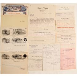 New Mexico Letterheads and Billheads and More