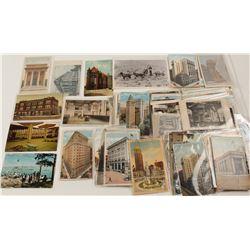 New York Postcard Collection