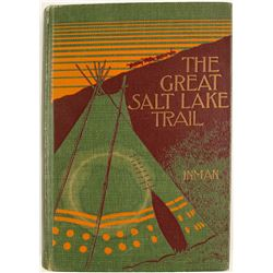 The Great Salt Lake Trail (Book)