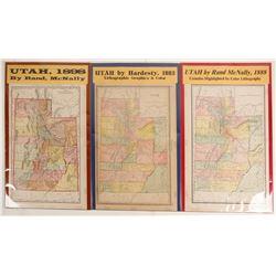 Map of Utah (3)