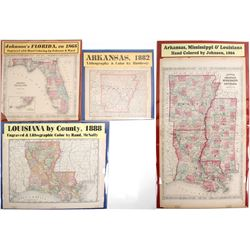 Maps of the Southeast