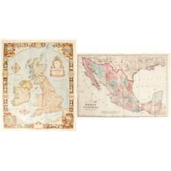 Mexico and UK Maps (2)