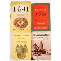 History of Spain, Misc. Books (4)
