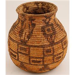 Western Apache Olla Basket