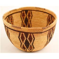 Choice Panamint Polychrome Basket