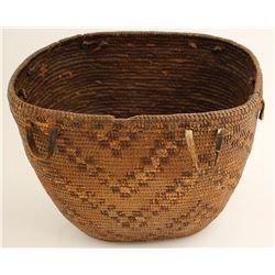 Cowlitz Basket