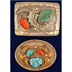 Old Pawn Belt Buckles
