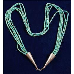 Heishi Necklace