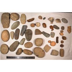 Stone Artifacts from Chatahoochee Region