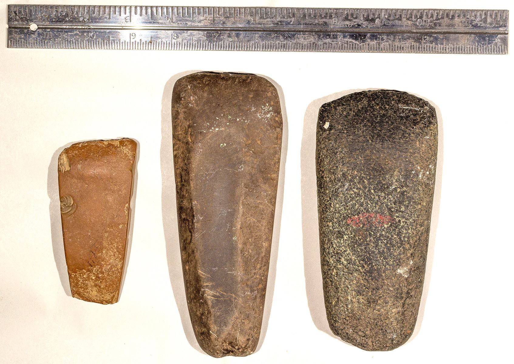 Cherokee Nation Stone Hammers from the Chattahoochee Region
