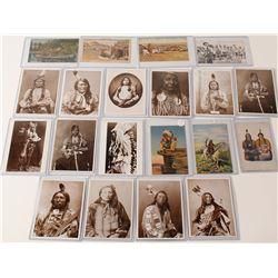 Native American Postcards (22)