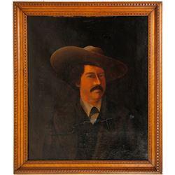 Portrait of Pawnee Bill