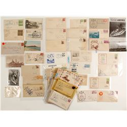 USS Arizona Mostly Postal Collection