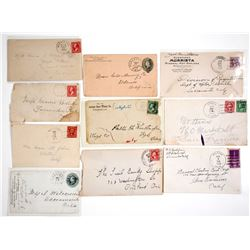 California Postal History Cover Group