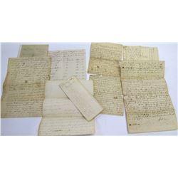 Pre-1850 U.S. Letters