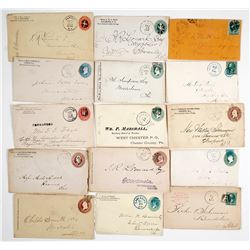 19th Century Cancellation Collection