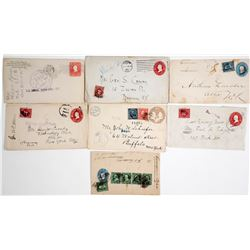 Philatelic Covers in Unusual Form